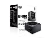 Cooler Master B Series V2 (400W ) 80+ Efficiency Power Supply Unit with UK Cable