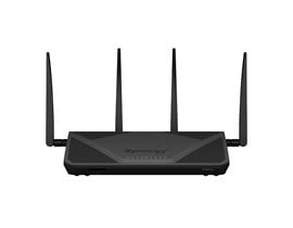 Synology RT2600ac Dual-Band Wireless Router (Black) *Open Box*