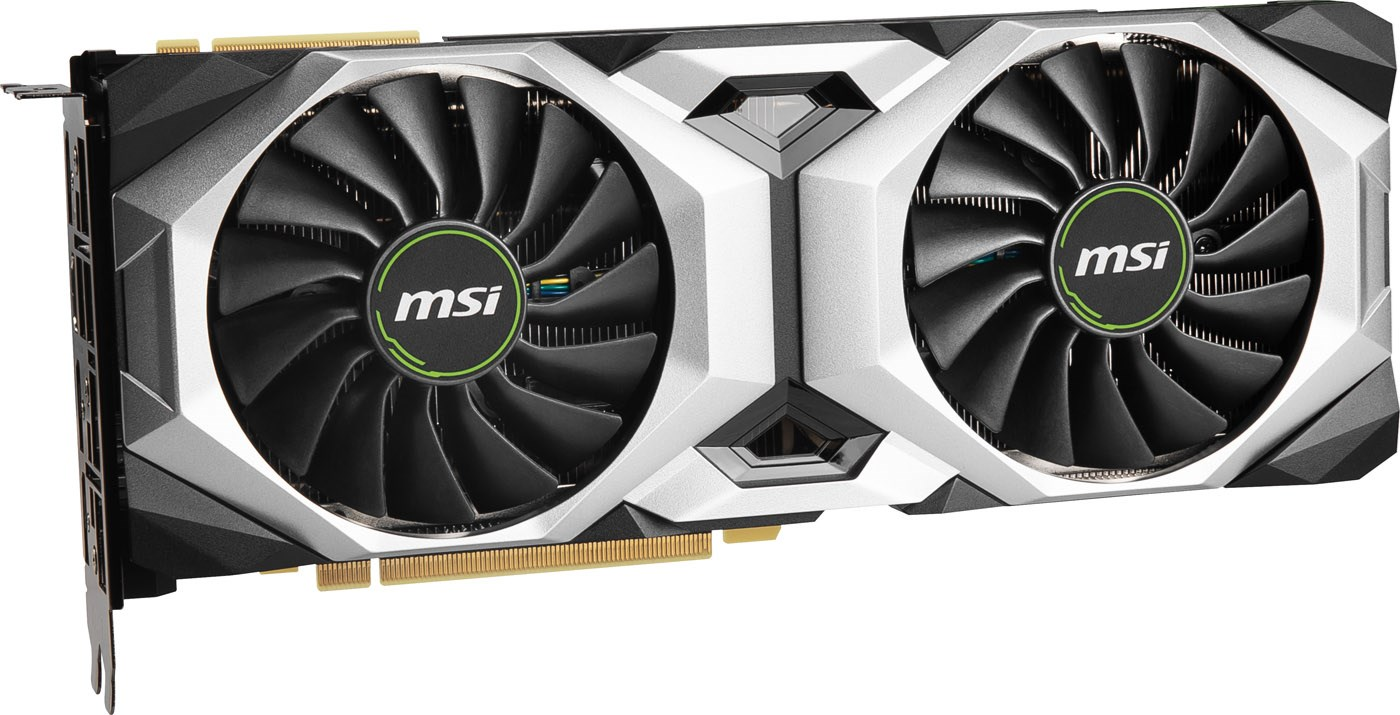 MSI GeForce RTX 2080 SUPER 8GB Ventus Boost Graphics Card