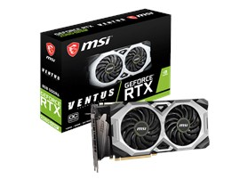 MSI GeForce RTX 2080 SUPER Ventus XS 8GB