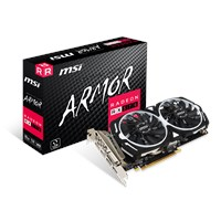 MSI Radeon RX 570 8GB ARMOR Graphics Card