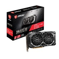 MSI Radeon RX 5700 8GB MECH Graphics Card