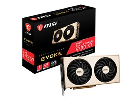 MSI Radeon RX 5700 XT EVOKE 8GB Graphics Card