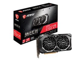 MSI Radeon RX 5700 XT MECH 8GB Graphics Card