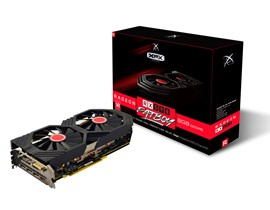 XFX Radeon RX 590 Fatboy 8GB Graphics Card