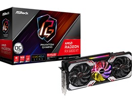 ASRock Radeon RX 6800 XT Phantom Gaming D 16GB OC