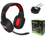Sumvision Nemesis AKUMA Wireless Gaming Headset - Xbox One, 360,  PS4. PS3, PC, Console
