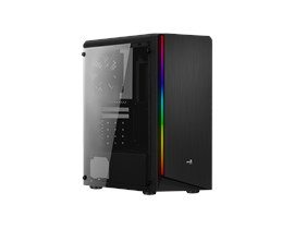 Aero Cool Rift Mid Tower Gaming Case