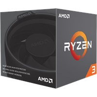 AMD Ryzen 3 1200 3.1GHz Quad Core AM4 CPU