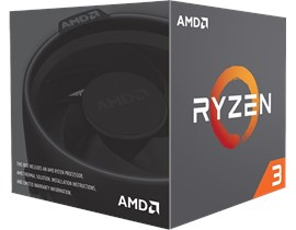 AMD Ryzen 3 1300X 3.5GHz Quad Core CPU