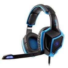 Sades SA-968 PC Gaming Headset with Virtual 7.1 Surround Sound for PC
