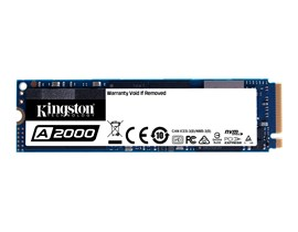 Kingston A2000 500GB M.2-2280 PCIe 3.0 x4 NVMe