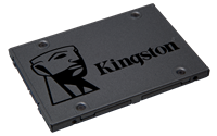 Kingston A400 2.5 240GB SATA III Solid State Drive