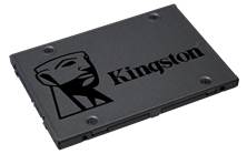 Kingston SSDNow A400 (240GB) SATA 3 2.5 inch Solid State Drive *Open Box*