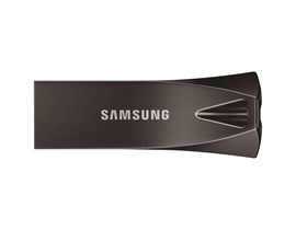 Samsung BAR Plus 64GB USB 3.0 Drive (Grey)