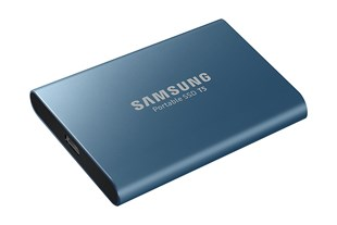 Samsung Portable SSD T5 250GB Mobile External