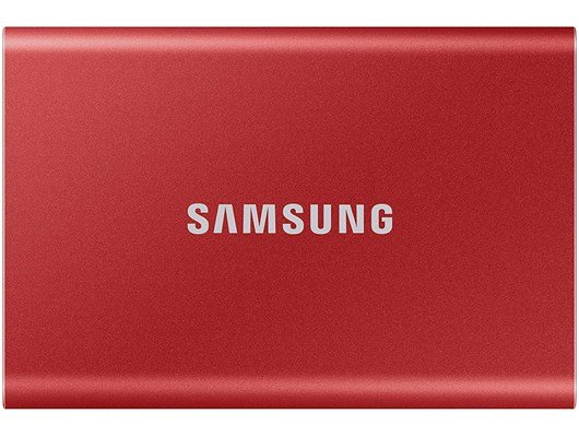 Samsung 500GB Portable SSD T7 USB3.1 External SSD