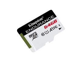 Kingston High Endurance 64GB UHS-1 (U1)