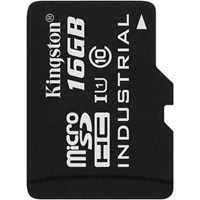 Kingston Industrial Temperature 16GB microSDHC UHS-1 Memory Card
