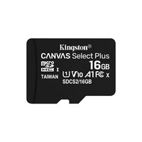 Kingston Canvas Select Plus 16GB microSDHC Memory Card
