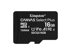 Kingston Canvas Select Plus 16GB UHS-1 (U1)