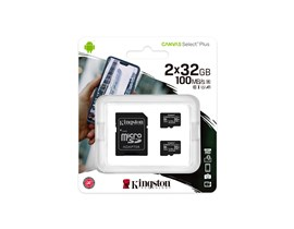 Kingston Canvas Select Plus 32GB UHS-1 (U1)