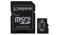 Kingston Canvas Select Plus 32GB microSDHC Memory Card with SD Adapter