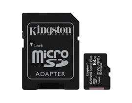 Kingston Canvas Select Plus 64GB UHS-1 (U1)