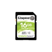 Kingston (16GB) SD Card UHS-1 Class 10