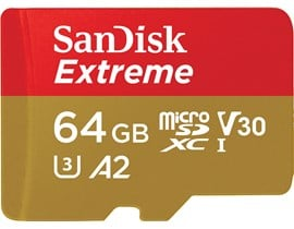 SanDisk Extreme for Mobile Gaming 64GB UHS-1 (U3)