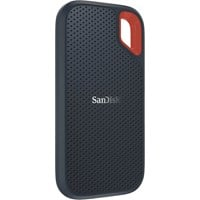 SanDisk Extreme 250GB Mobile External Solid State Drive in Black