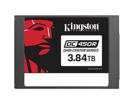 "Kingston DC450R 3.8TB 2.5"" SATA III SSD"