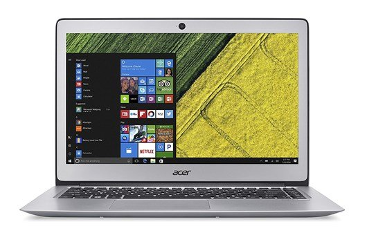 "Acer Swift 1 13.3"" 4GB 64GB Pentium Laptop"
