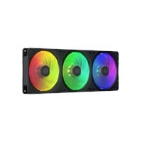 Cooler Master MasterFan SF360R ARGB 360mm Triple Set Chassis Fans