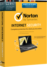 Symantec Norton Internet Security 2014 Internet Security Software 1 User OEM