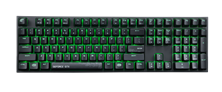 Cooler Master MasterKeys Pro L - GeForce GTX Edition Mechanical Gaming Keyboard with Cherry MX Red Switches