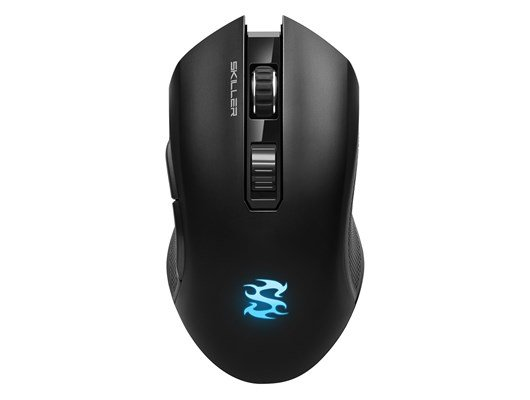 Sharkoon SKILLER SGM3 Wireless Gaming Mouse (Black)