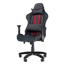 SpeedLink Regger Gaming Optimised Chair with 360 Degree Swivel & Lumbar Support (Black)