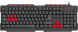 SPEEDLINK Ferus Full-Size Gaming Keyboard, UK Layout, (Black)