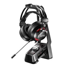 ADATA XPG EMIX H30 Gaming Headset with SOLOX F30 Amplifier (Black/Red)