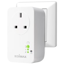 Edimax Smart Plug Switch with Power Meter for Intelligent Home Energy Management
