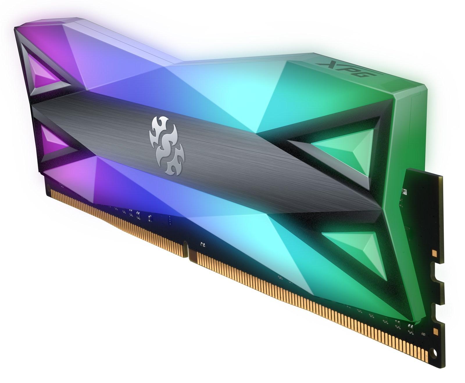 Adata XPG Spectrix D60G 16GB (2x8GB) 3600MHz DDR4 Memory Kit