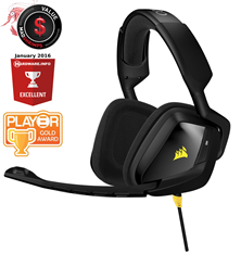 Corsair VOID Stereo Gaming Headset (Black)