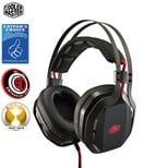 Cooler Master MasterPulse Pro PC and Smartphone Gaming Over Ear Head Set with Bass FX