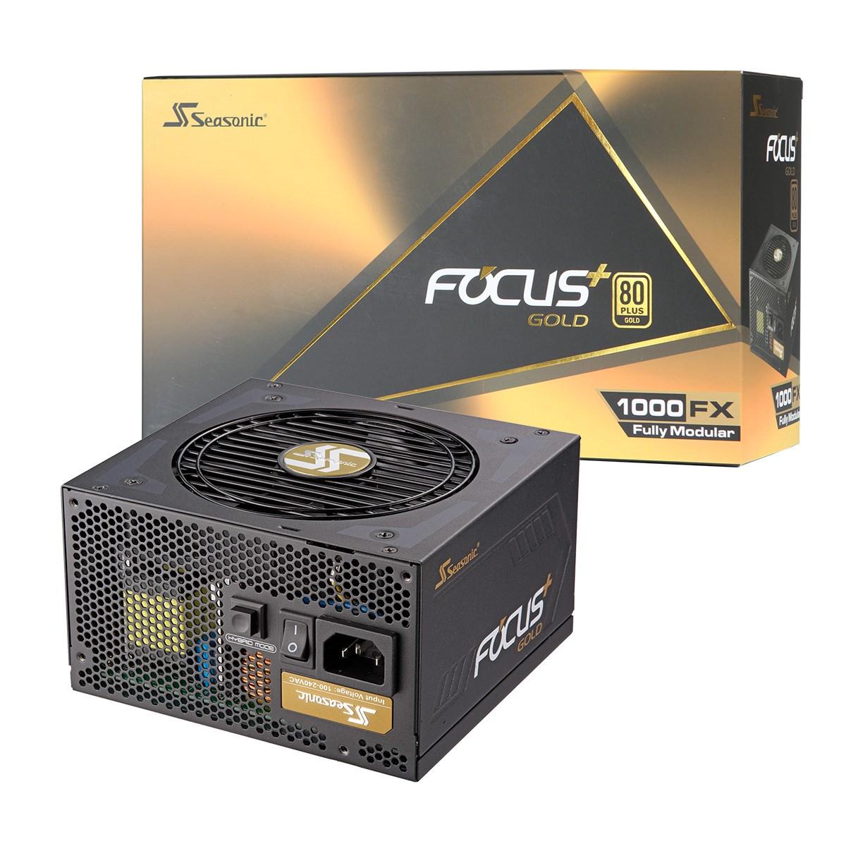 Seasonic Focus Plus 1000w Modular 80 Gold Psu Ssr 1000fx Ccl Dell Power Supply Wiring Diagram