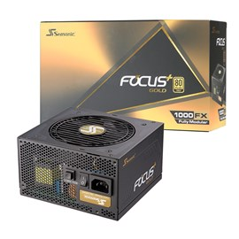 Seasonic Focus Plus 1000W Modular 80+ Gold PSU