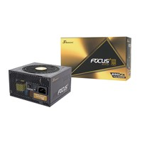 Seasonic Focus Plus 650W Modular Power Supply 80 Plus Gold