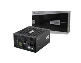 Seasonic Prime 650W Modular 80+ Platinum PSU