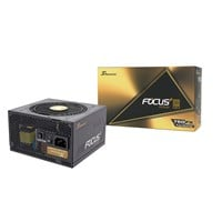Seasonic Focus Plus 750W Modular Power Supply 80 Plus Gold