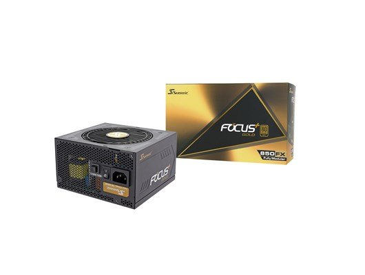 Seasonic Focus Plus 850W Modular 80+ Gold PSU